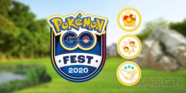 Pokémon GO Fest défis 26 06 2020
