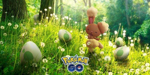 Pokémon GO Festival des Oeufs 2019 Laporeille