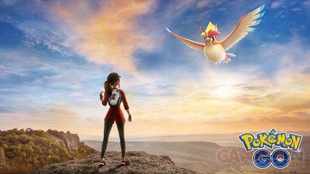Pokémon GO head 2
