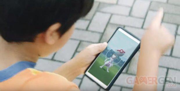 Pokémon GO head