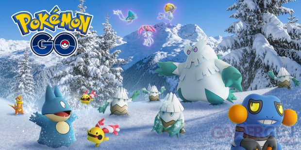 Pokemon Go hiver fete image