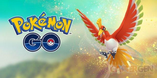 Pokémon GO Ho Oh 19 05 2018