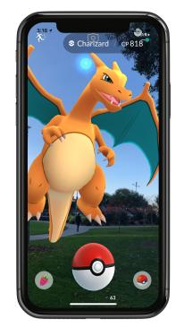 Pokémon GO image AR+ (1)