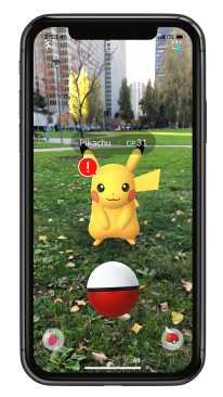 Pokémon GO image AR+ (2)