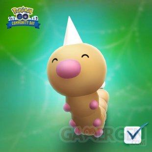 Pokémon GO Journée Communauté Aspicot 25 05 2020