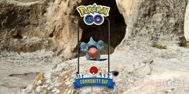 Pokémon GO Journée Communauté juin 2021 Griknot
