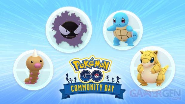 Pokémon GO Journée Communauté juin juillet 2020