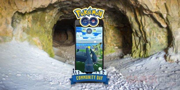 Pokémon GO Journée Communauté octobre 2018 Terhal Métang Métalosse capacité exclusive