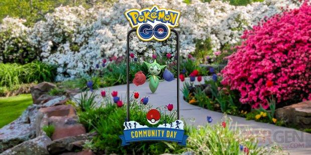 Pokémon GO Journée Communauté Rosélia 13 01 2021