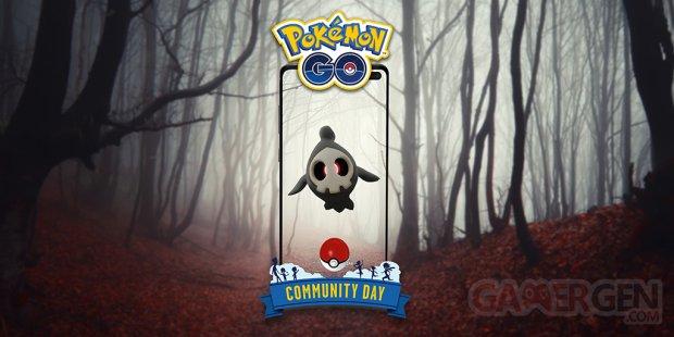 Pokémon GO Journée Communauté Skelénox 17 09 2021