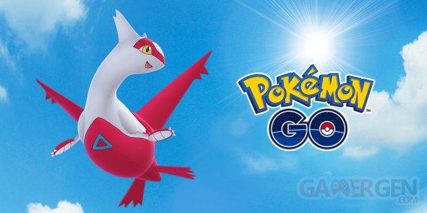 Pokémon GO Latias