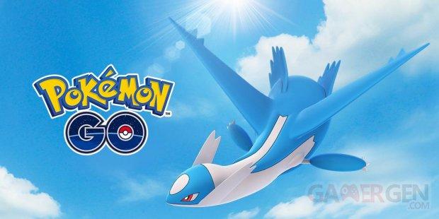 Pokémon GO Latios 09 04 2019