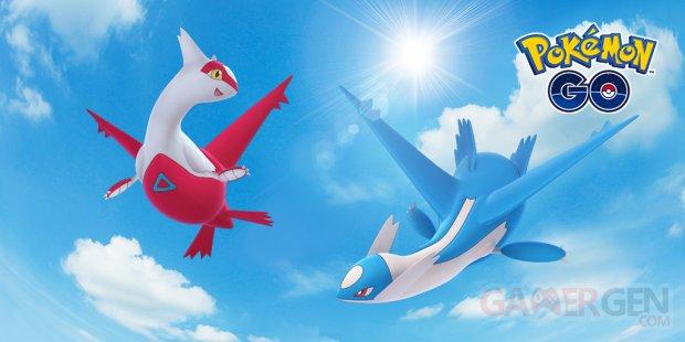 Pokémon GO Latios Latias head