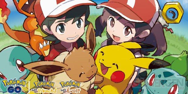 Pokémon GO Let's GO art event