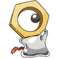 Pokémon GO Let's Go Evoli Pikachu Meltan 0