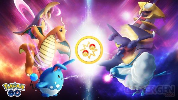 Pokémon GO Ligue de Combat art