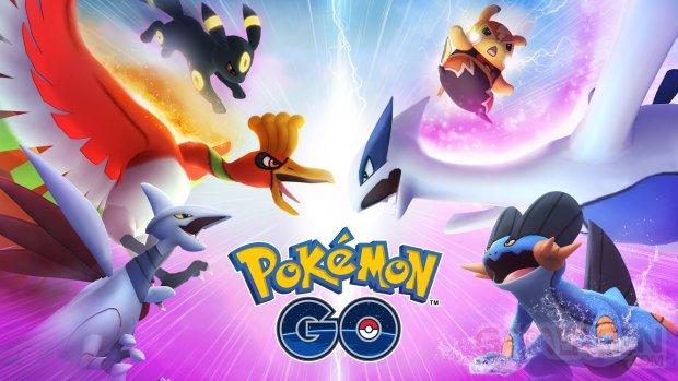 Pokémon GO Ligue de Combat GO Saison 1