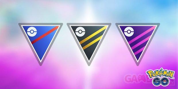 Pokémon GO Ligue de Combat GO