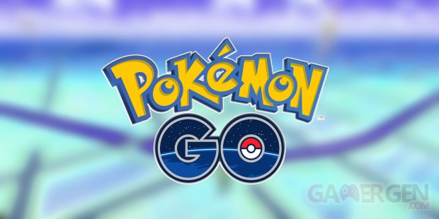 Pokémon GO logo vignette GG