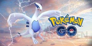 Pokémon GO Lugia
