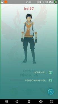 Pokémon GO MAJ 0 31 0 screen10