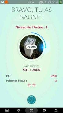 Pokémon GO MAJ 0 31 0 screen1