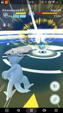 Pokémon GO MAJ 0 31 0 screen2