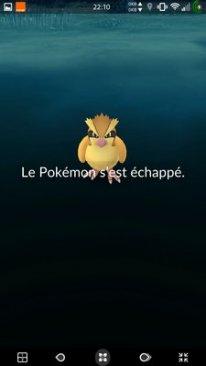 Pokémon GO MAJ 0 31 0 screen3