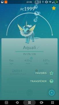 Pokémon GO MAJ 0 31 0 screen4