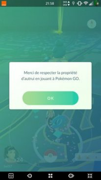 Pokémon GO MAJ 0 31 0 screen8