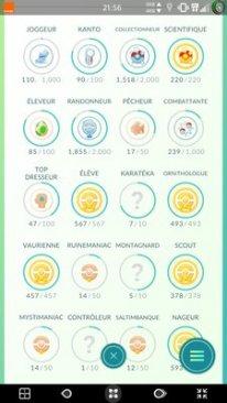 Pokémon GO MAJ 0 31 0 screen9