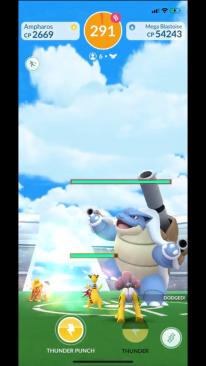 Pokémon GO Méga Évolution 2