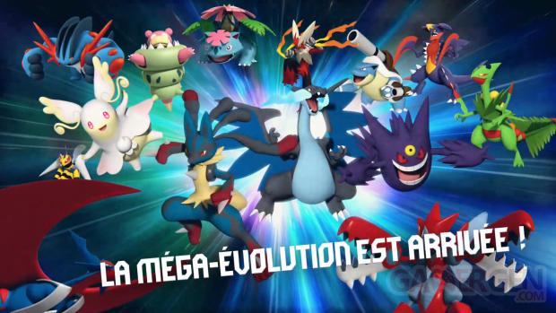 Pokémon GO Méga Évolution head