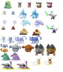 Pokémon GO mise à jour juin forme Alola sprites