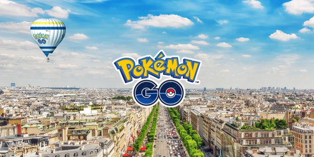 Pokémon GO montgolfière bonus