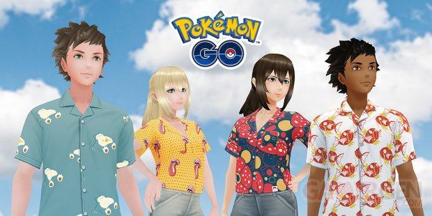 Pokémon GO Original Stitch