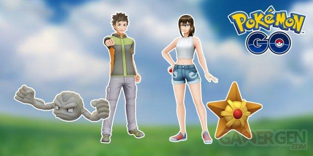 Pokémon GO Pierre Ondine