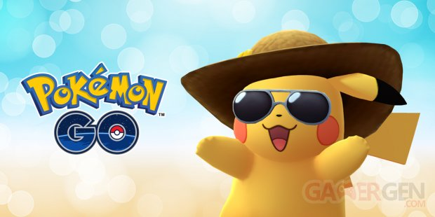 Pokémon GO Pikachu Estival
