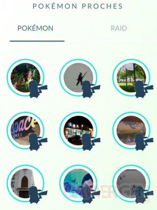 Pokémon GO Pikachu streetwear proche radar