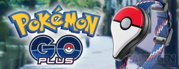Pokémon GO Plus bannière