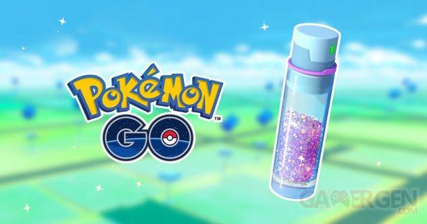 Pokémon Go poussière étoile