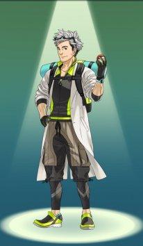 Pokémon GO Prof Saule