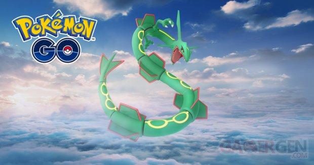Pokémon GO Rayquaza 07 03 2019