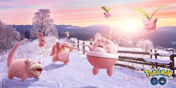 Pokémon GO Saint Valentin 13 02 2020