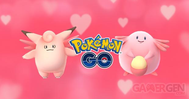 Pokemon Go saint valentin image