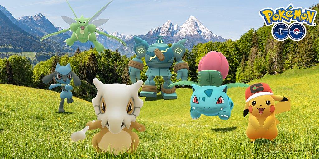 Pokémon GO : Pikachu à Casquette Monde, Étude spéciale et ...