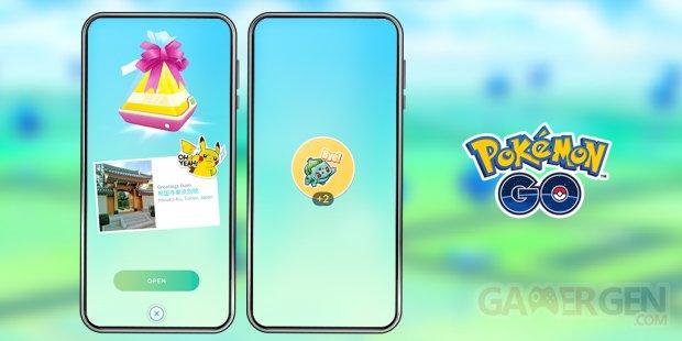 Pokémon GO Stickers