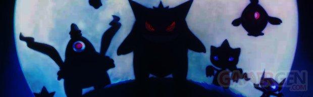 Pokémon GO thème sombre dark banniere