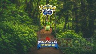 Pokémon GO Tortipouss Journée Communauté