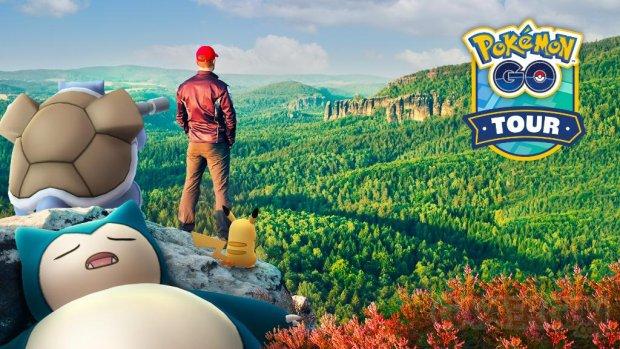 Pokémon GO Tour 06 01 2021